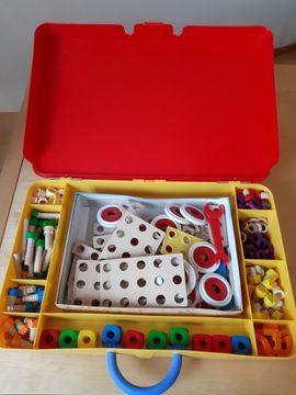 Lorenz Baufix Basic-Set Aufbau-Set 1: Kleinanzeigen aus Bensheim - Rubrik Sonstiges Kinderspielzeug