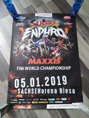 MX Enduro Poster zu verkaufen