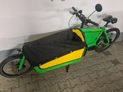 Lasten- E-bike Lizzard King