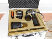 MINOLTA XG 2 analog Photoausrüstung