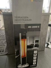 Terrassen-Heizstrahler