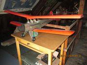 RC Doppeldecker Modellflugzeug