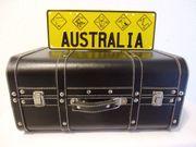 AUSTRALIEN - ein KOFFER voller Reiseberichte
