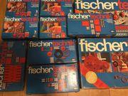 10 x Pakete Fischertechnik