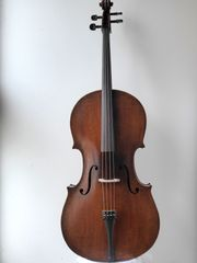 Antikes Cello