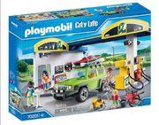 Playmobil Tankstelle OVP
