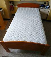 Höhenverstellbares Bett mit Comfort Rahmen