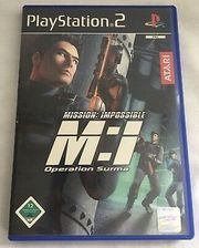 PS2 - Mission Impossible