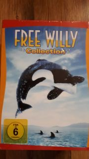 Free Willy Kollektion 1 bis