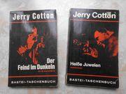 SAMMELAUFLÖSUNG T BÜCHER JERRY COTTON
