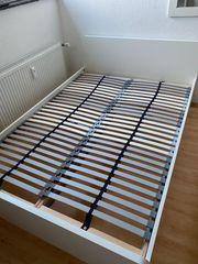 Ikea Bett Askvoll 140x200