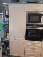 Küche ohne Küchengeräte