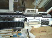 Silver Reed SR120 Grob-Strickmaschinen 8