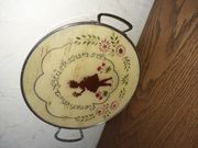 Kuchenplatte antik