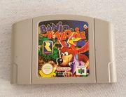 Banjo-Kazooie Nintendo 64 1998