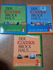Kinderbrockhaus in 3 Bänden für