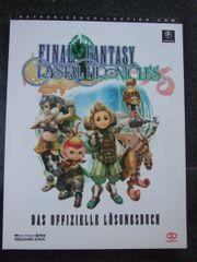 Final Fantasy - Crystal Chronicles - Lösungsbuch
