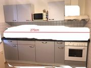 Küche inkl Elektrogeräte zu verschenken
