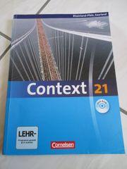 Context 21 Cornelsen ISBN 9783060323418