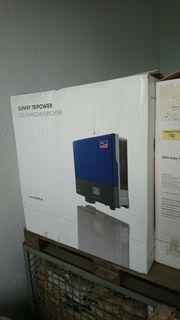 SMA TriPower STP17000TL-10 Wechselrichter Photovoltaik