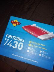 Verkaufe AVM FritzBox 7430