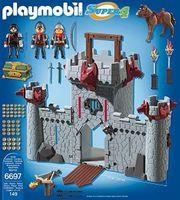 Playmobil Ritterburg zum Mitnehmen