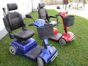 Elektromobil Behindertenfahrzeug