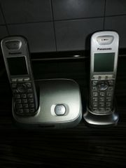 Panasonic Duo Telefone