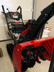 MTD Benzin Schneefräse Optima ME66T