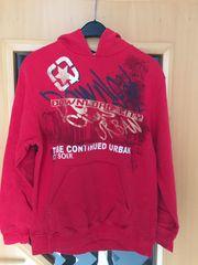 Sweatshirt mit Kaputze Größe 158-164
