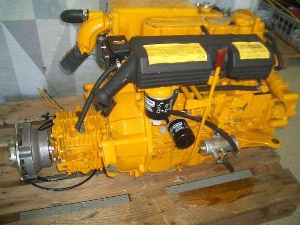 Schiffsmotor Vetus M 4 17