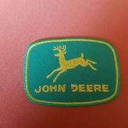 John Deere Aufnäher