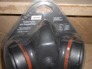 Halbmaske mit Doppelfilter