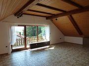Superschöne Dachgeschosswohnung in Tuningen zu