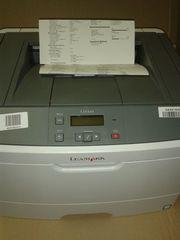 Drucker Lexmark ES-460DN oder E-460DN