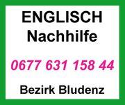 Englisch Nachhilfe Unterricht