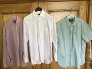 Herren Hemden Gr 42 XL