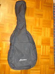 Gitarrentasche für Akkustik-oder Konzertgitarre in