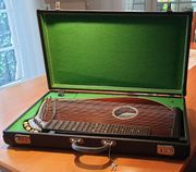 Zither in Koffer
