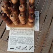 Schachspiel mit Kugeln