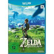 Nintendo WII U Zelda Breath