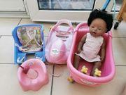 Baby Born Puppe mit Zubehör