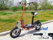 Elektroroller E-Scooter Elektro Scooter 1000W
