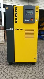 Kaeser Schraubenkompressor ASK 34 T