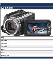 JVC Video Kamera