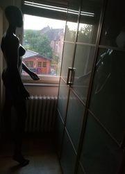 Schaufensterpuppe Mannequin Skulptur Frau weiblich