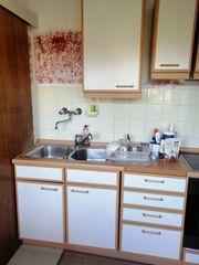 Einbauküche mit Elektrogeräten