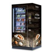 Eierautomat mit Lift und Kühlung -