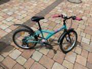 20 Zoll Fahrrad für Mädchen