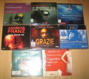 8 Hörbücher